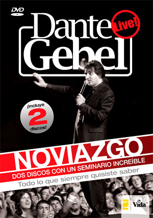 DVD - Noviazgo - Dante Gebel