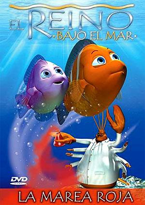 DVD - Reino Bajo El Mar - Marea roja
