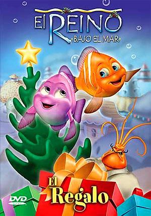 DVD - Reino Bajo El Mar - El Regalo