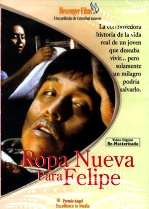 DVD - Ropa Nueva Para Felipe