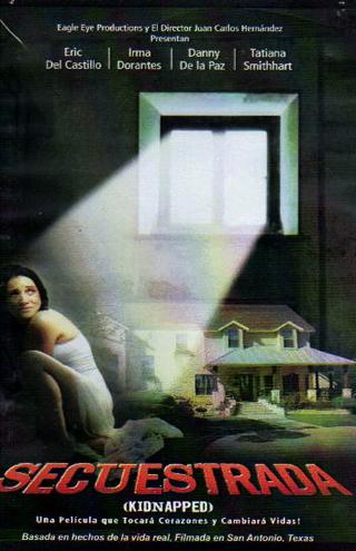DVD - Secuestrada - Eric del Castillo