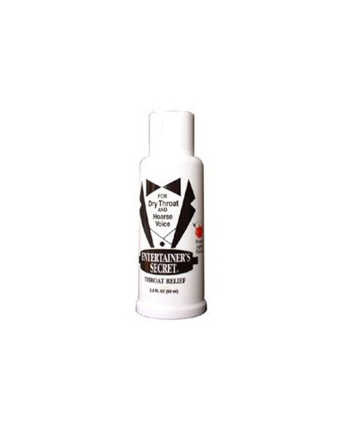 Entertainer's Secret Throat Spray