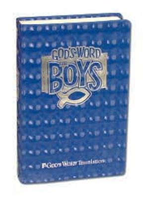 God's Word for Boys - GWT - God word for boys