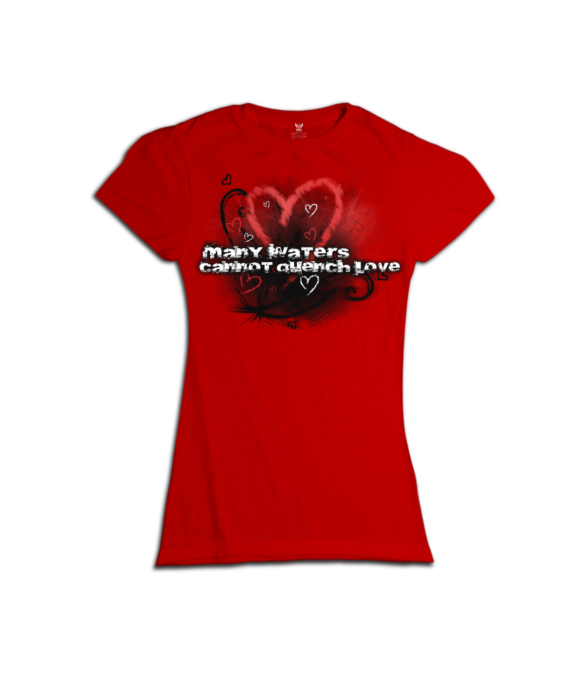 His Love Tee (RED)