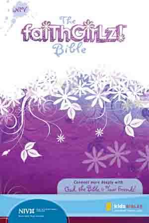 NIV Faithgirlz! Bible - Hardcover