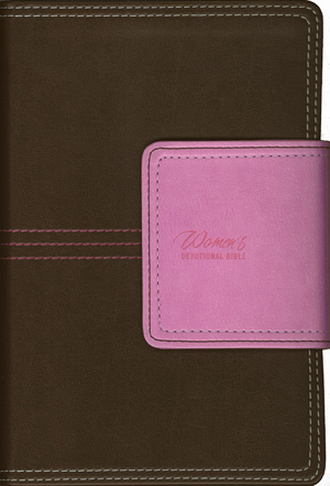 New Women's Devotional Bible, Compact niv