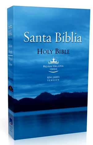 RVR60/KJV Spanish/English Parallel Bible