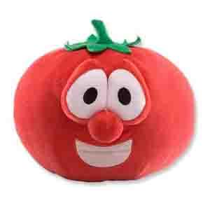 VeggieTales Bob the Tomato Plush Toy