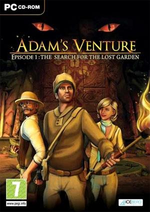 CD Room PC - Adama's Aventure
