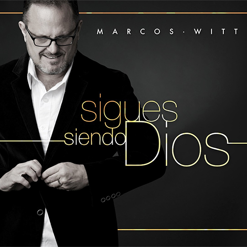 CD - Sigues siendo Dios - Marcos Witt